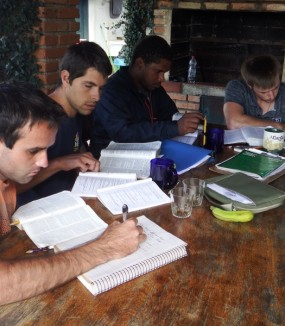 Leadership development and Bible classes