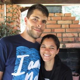 <span>Robson & Daniela</span>